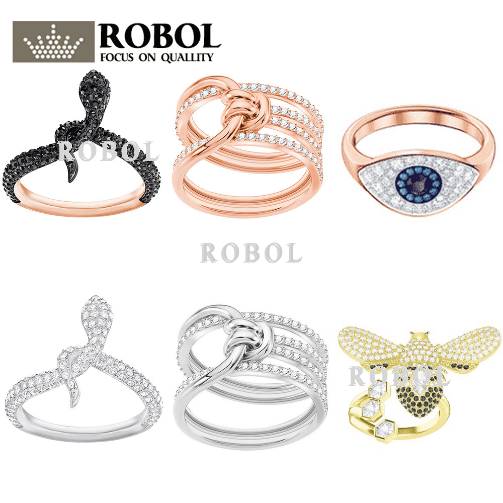 ROBOL 925 silver High Quality Swa Original Fine