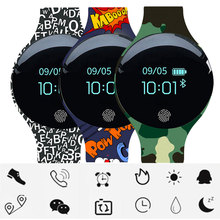 NEW Smart Watch Multicolor H8 Bluetooth Sports Bracelet Pedometer Camera Waterproof Fitness Tracker for iOS Android Smartwatch