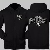 US Size 2018 Beast Mode Oakland Marshawn Lynch Hoodie Casual Hooded Pullovers Sweatshirts For Raiders Fans