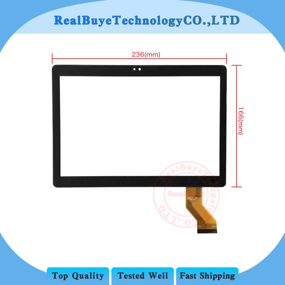 A 10 1 inch MGLCTP 10927 MGLCTP 10927 10617FPC MGLCTP 10927 10617 FPC Touch Screen Panel