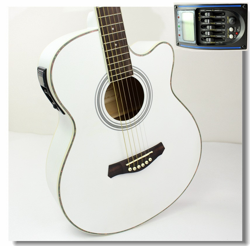 40 30 new guitars 40 inch 5 eq electric acoustic guitar rosewood fingerboard guitarra with. Black Bedroom Furniture Sets. Home Design Ideas