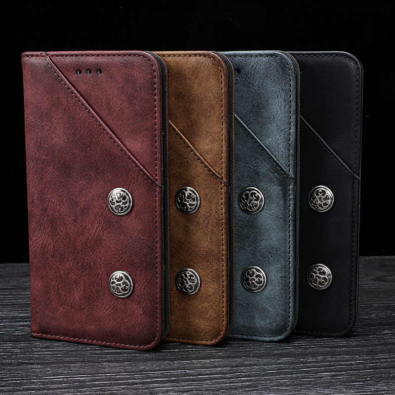 Magnet Flip Wallet Book Shockproof Phone Case PU Leather Cover On For Xiaomi Redmi 7A 7 A Redmi7A Redmi7 Global 16/32 GB Xiomi