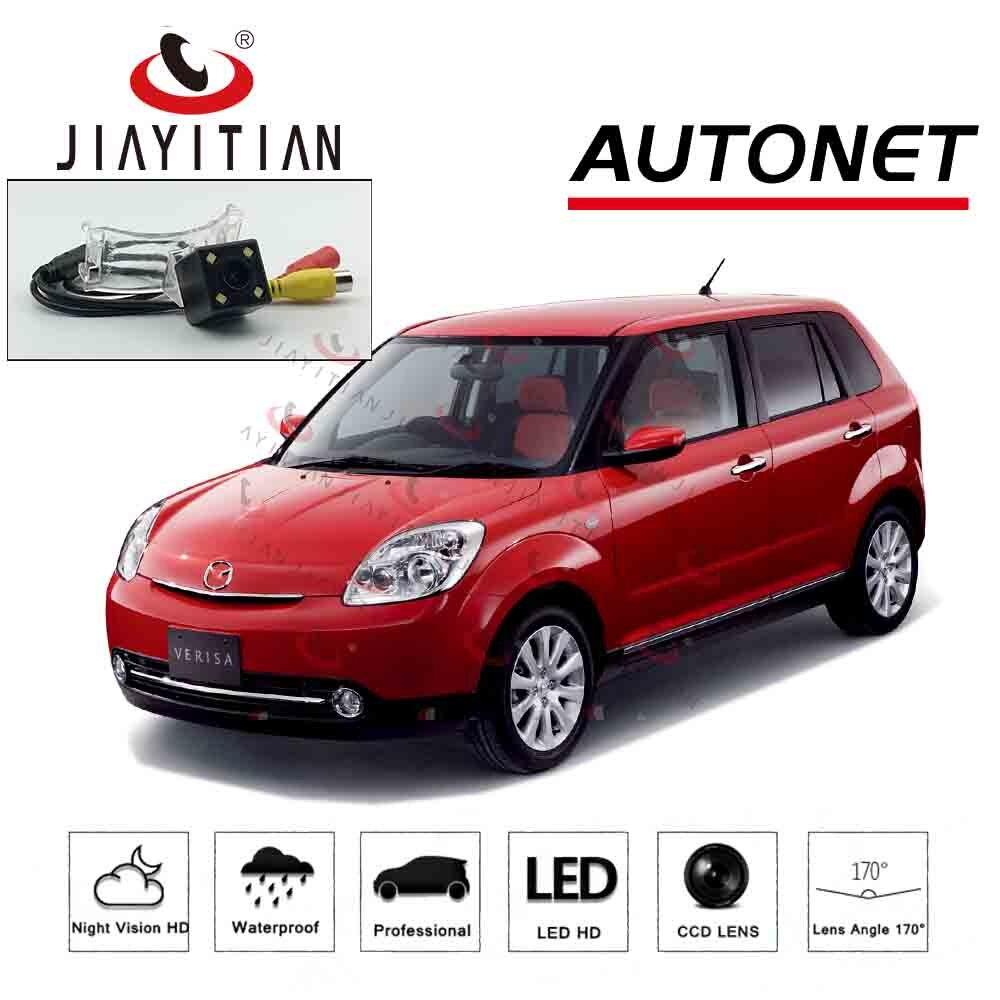 JiaYiTian car rear view camera For Mazda Verisa 2004 2005 2006 2007 2008 2009 2010 backup camera Reverse camera Parking camera