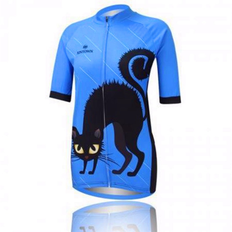 2016 New Arrival Women Cycling Jersey Cycle Short Sleeve Shirt Top MBT Bike Bicycle Sportwear Košile Outdoor Ropa Ciclismo