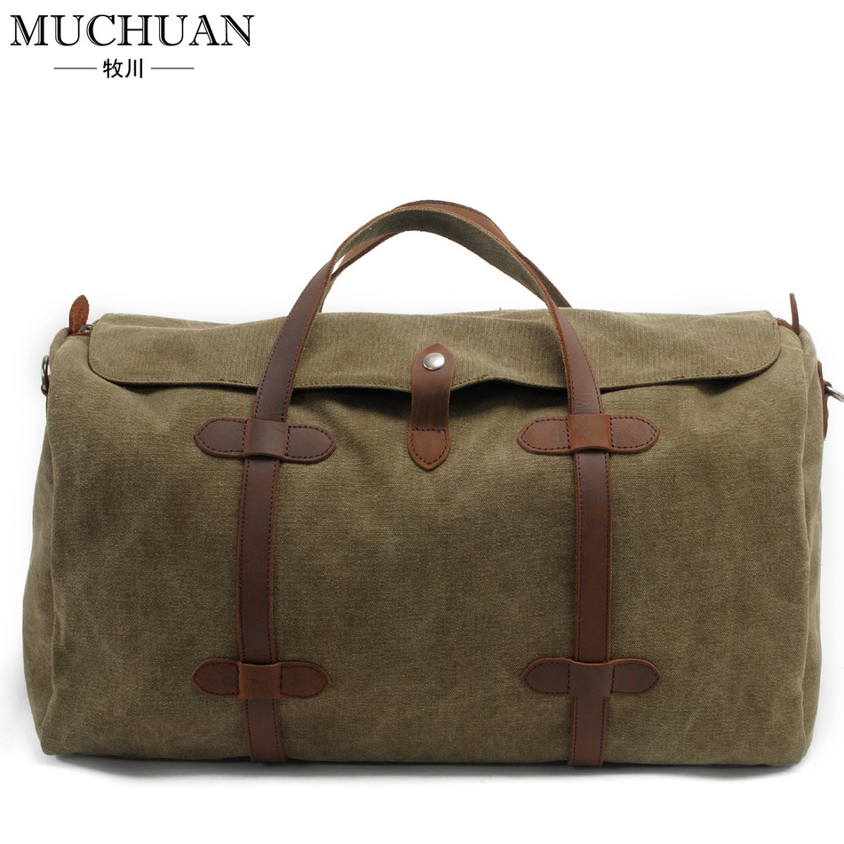 ФОТО Moctran Canvas Travelling Bag Woman Handbag Tide Short Leisure Time Travel Original Will Capacity Luggage Package Male