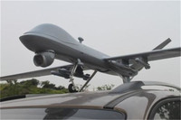 New arrival Fpv Drone MQ 9 UAV Scale Predator of Fiberglass/Balsa Construction FPV/UAV Composite Platform KIT