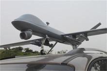 Chegada nova Fpv Drone MQ-9 Predator UAV Escala de Fibra De Vidro/Construção de Balsa FPV/UAV KIT Plataforma Composta