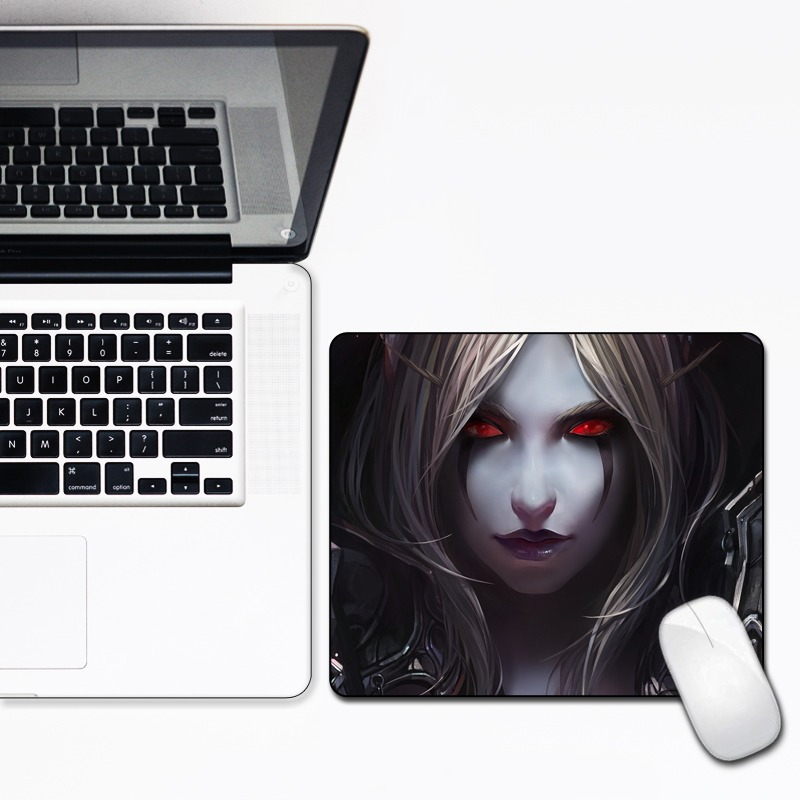 Fashion Style Fffas 30x25cm Gamer Gaming Mouse Pad Mat Soft Mousepad Internet Bar Wholesale Drop Shipping Standard Mousemat Game Player Gift Mouse Pads