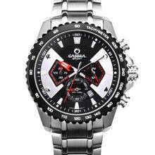 CASIMA мужские Часы Топ Люксовый Бренд Спортивной Моды многофункциональные мужчины кварцевые часы водонепроницаемые световой #8103