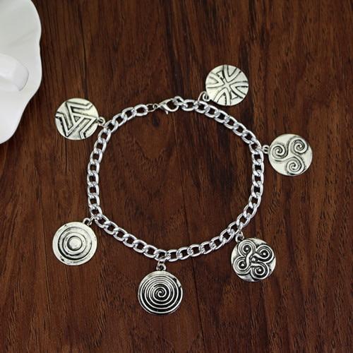 Bracelets Vintage Chain...