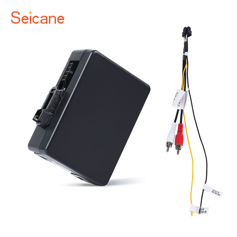 Seicane Car Optical Fiber Decoder Box Amplifier Bose for 2004-2012 Mercedes-Benz SLK W171 R171 SLK200 SLK280 SLK300 SLK350 SLK55 seicane car optical fiber decoder most box for 2004 2012 mercedes benz slk w171 r171 slk200 slk280 slk300 slk350 slk55 amplifier
