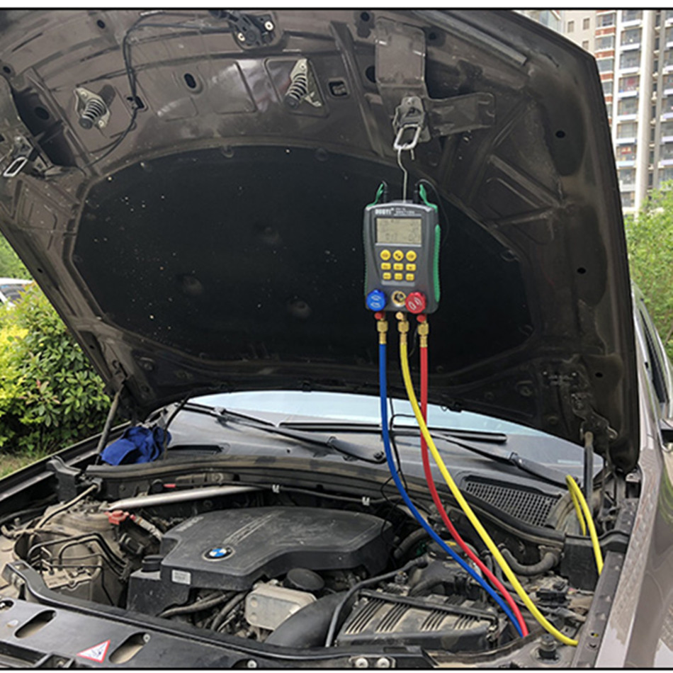 Car Air Conditioning Repair >> Us 92 04 22 Off Dy517 Car Air Conditioning Repair Electronic Refrigerant Meter And Fluoride Table Household In Weighing Scales From Tools On