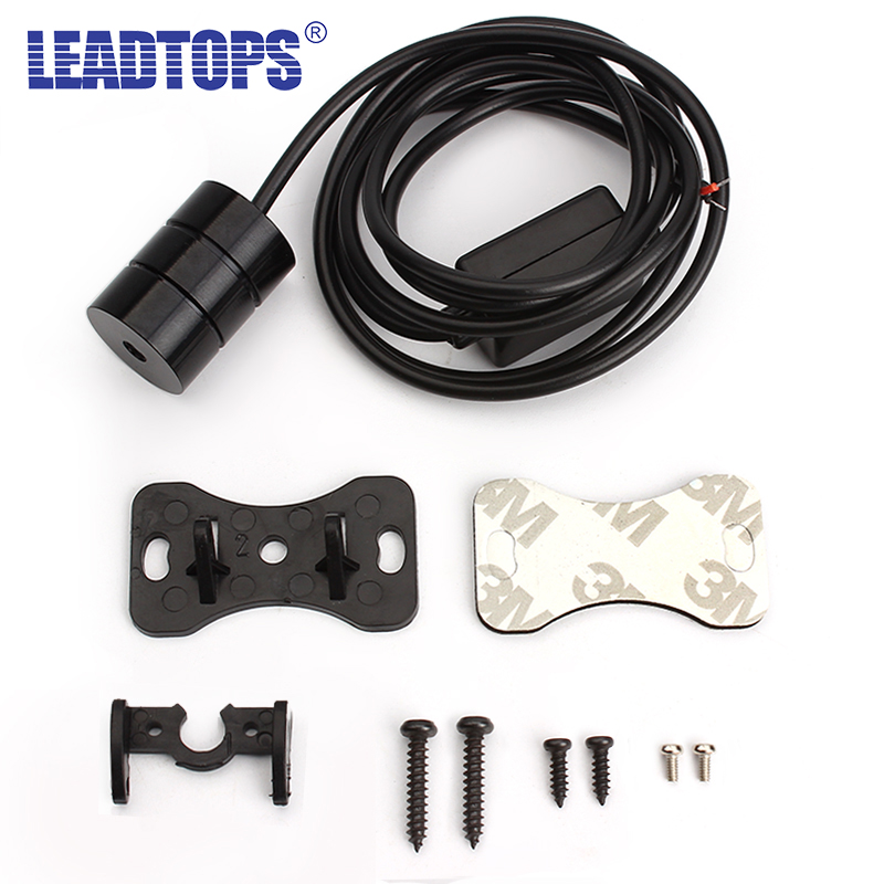 12V Car Styling El más nuevo Anti-colisión Rear-end Car Laser Tail Luz antiniebla Auto Brake Parking Lámpara Crianza Luz de advertencia AH