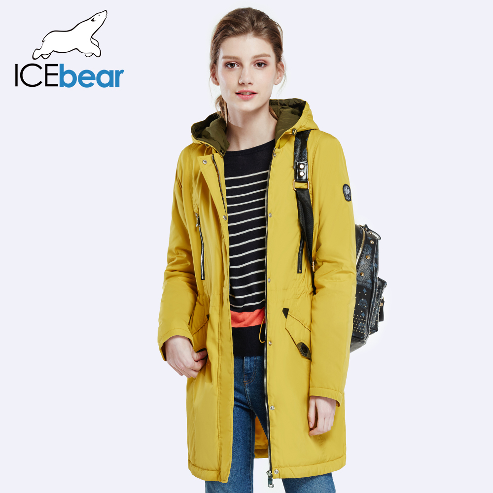 Женские джинсовки, Жилетки Icebear 2016 16G262D