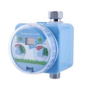 Image 2 - 雨センサー Lcd ガーデン灌漑タイマー自動散水コントローラ自動再起動システム自動再生