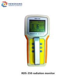 Прямые продажи с фабрики RDS-350 professional детектор ядерных излучений Портативный гамма и рентгеновского излучения детектор