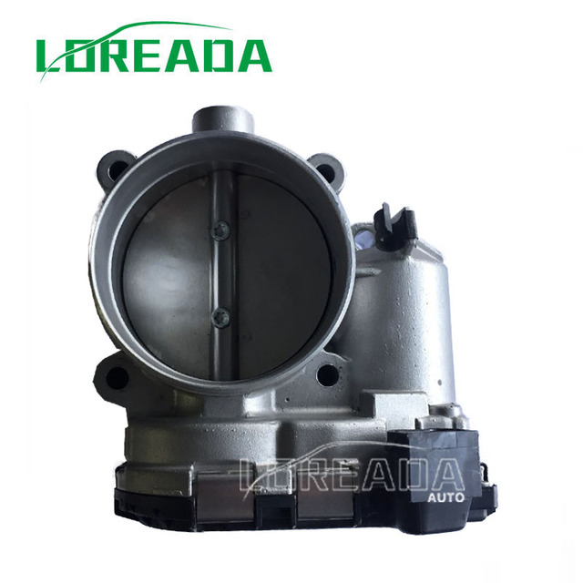 Aliexpress com : Buy Loreada Electronic Throttle Body assembly For Bosch  TBI DV E5 audi bus 0 280 750 152 0280750152 air intake auto spare parts  from
