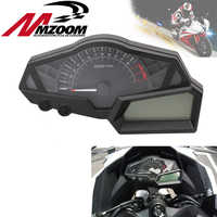 Motorcycle Black Dashboard Speedometer Tachometer for KAWASAKI NINJA 300 EX300A 2013 2014 2015 Racing Motocross Speedometer