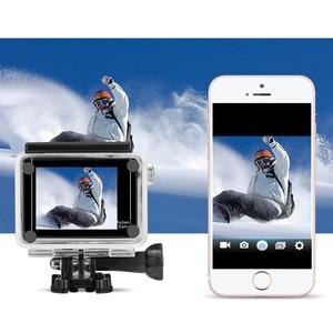 Image 5 - Ультра тонкая спортивная камера 4K Водонепроницаемая камера 1080P Wifi антенна Dv мини Автоспуск