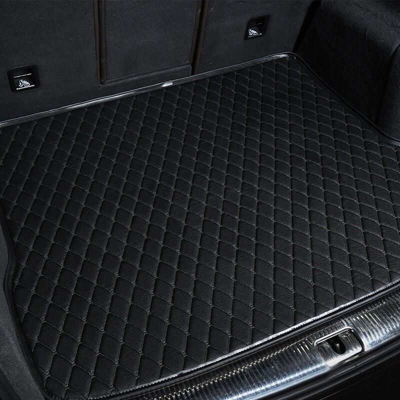 Coffre arrière de voiture tapis de voiture tapis de coffre cargo doublure pour bmw x1 e84 f48 x3 e83 f25 x4 e85 e86 e89 x5 e53 e70 f15 2011-2018