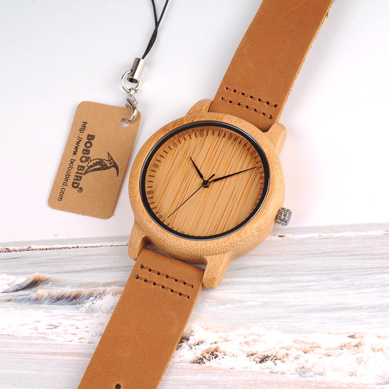 bamboo lovers's wooden watches LaL19
