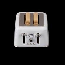 1/12 весы кукольный домик хлебопечка с тостами миниатюрный кукольный домик мини аксессуары милые украшения тостер