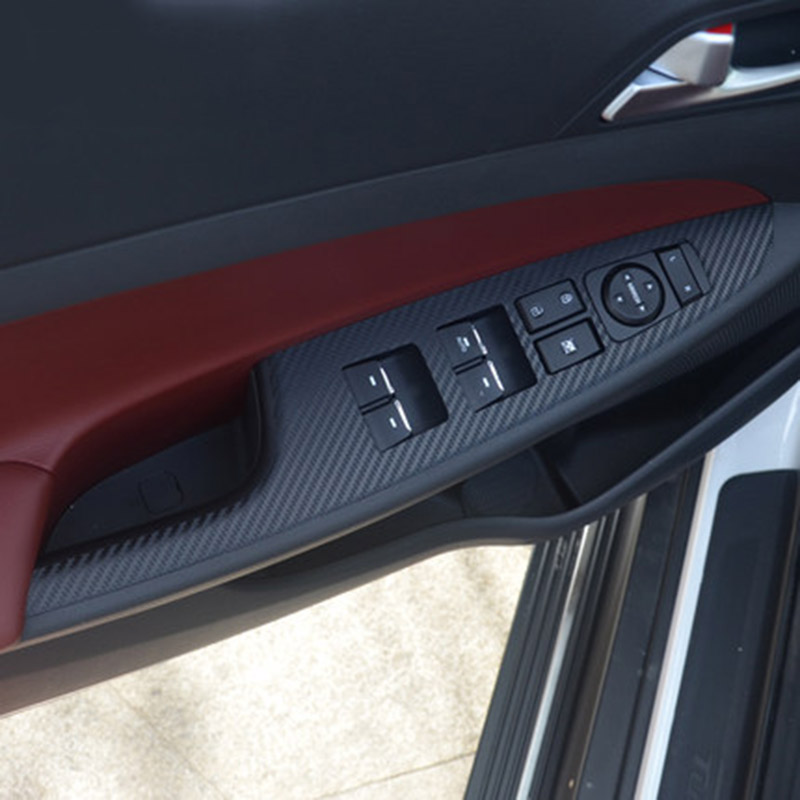 2015 Hyundai Tucson Interior: FOR HYUNDAI TUCSON 2015 2016 2017 ACCESSORIES CAR STYLING