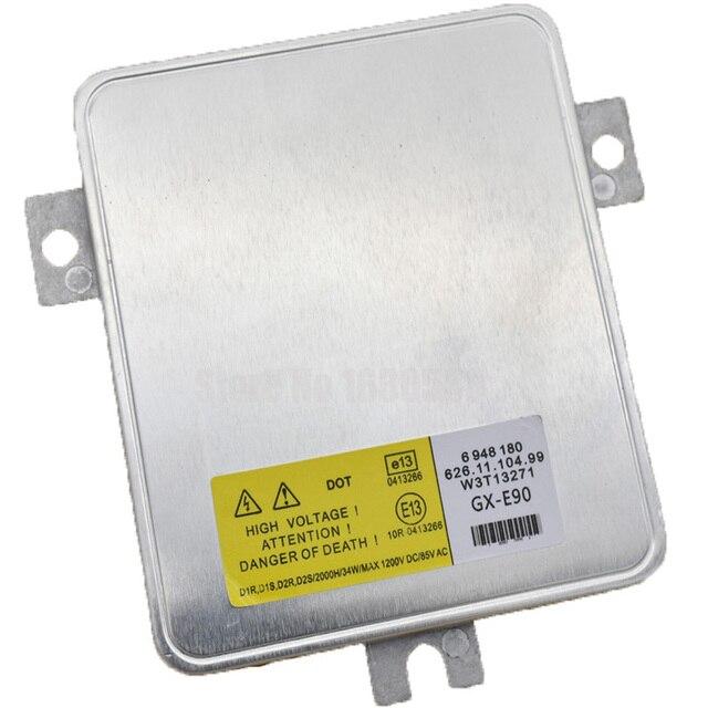 D1/ D3 OEM Xenon HID Ballasts control 12V35W 6948180/ 63126948180/ W3T13271 3 series (E90/ E91) Sedan/ Wagon for BMW