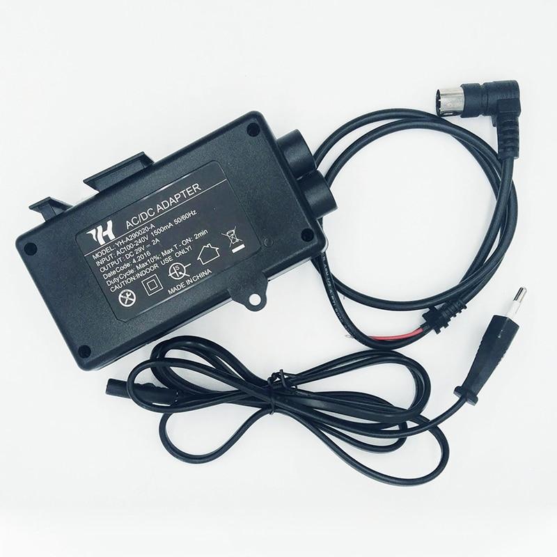 Linear actuator AC/DC adapter Power transformer input AC100-240V output DC29V 2A 1500mA 50/60Hz