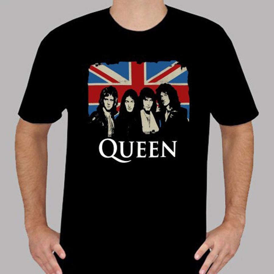 Queen shirt England rock band shirt Men/'s size M