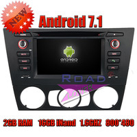 Wanusual 2G+16GB Android 7.1 Car DVD Player Audio For BMW E90/E91/E92/E93 Manual 2005- Stereo GPS Navigation Multi-Touch Screen