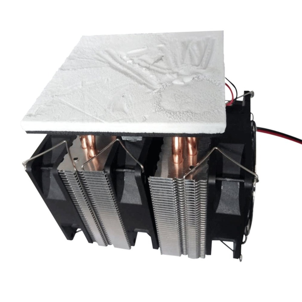12V 240W Peltier Chip Semiconductor Cooling Plate Refrigerator Large Power Assisted Computer Cooling Plate недорго, оригинальная цена