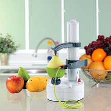 YONTREE 2018 New Electric Fruit Peeler Stainless Steel Automatic Peeling Machine Tools Freeshipping H1388