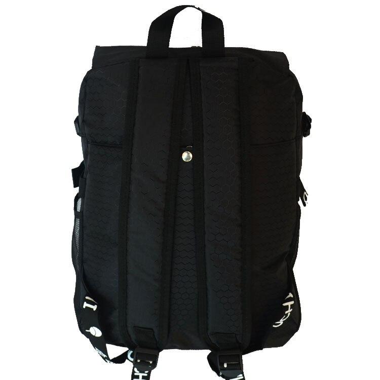 Anime Cartoon Totoro Backpack Black Butler Naruto One Piece Bag Multi Schoolbag Student Oxford School Bags