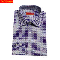 Male Plaid Shirt Men Women S Casual Cotton Dress Shirts With Long Sleeves Slim Fit Tailored