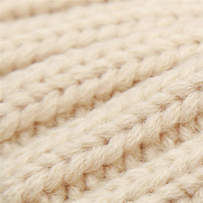 63c84715 Xthree mink and fox fur ball cap pom poms winter hat for women girl 's ...