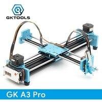 GK A3 Pro DIY все металлические drawbot рисунок пером машина надписи робот Corexy XY плоттер ЧПУ нарисовать робот комплект записи Робот Игрушки
