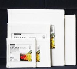 Пустые художественные белые холщовые панели масляная Акриловая картина