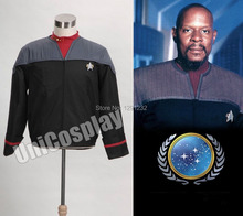 Star Trek Nemesis Voyager Captain Sisko Uniform Jacket