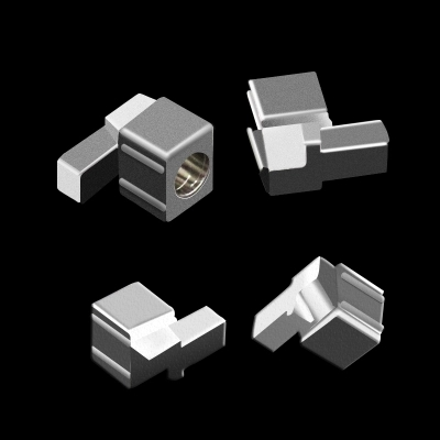 100Pairs Metal Lock Buckle Nintend Switch NS JoyCon Repair Replacement Parts Tool Kit