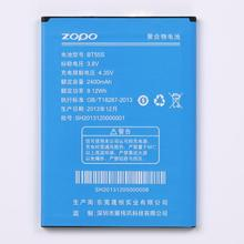 ZOPO BT55s Zopo ZP998 100% Original Backup Battery For Smart Mobile Phone + +2400mAh