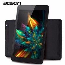 """Nuevo 10.1 """"aoson r101 android 6.0 2 gb ram 16 gb rom tablet PC MTK Quad Core 1280*800 IPS del Tacto Multi de Pantalla Dual de Las Cámaras Netbook"""