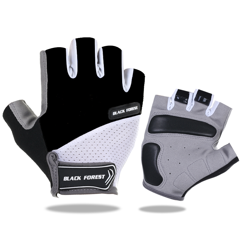 Cycling Gloves Bicycle Sports Half Finger Gloves Shock Absorption Mittens Gloves Men Women Road Motocross mtb racing GlovesCycling Gloves Bicycle Sports Half Finger Gloves Shock Absorption Mittens Gloves Men Women Road Motocross mtb racing Gloves