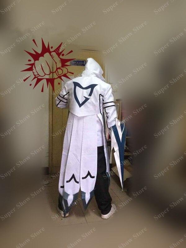 The Blade's Shadow SSW Talon Cosplay Costume Anime White Custom Made Uniform цена