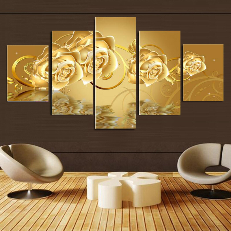 Modern Poster HD Printed Wall Art Decor For Living Room Pictures 5 ...