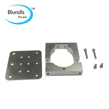 Universal extruder CNC machine parts z-axis carriage plate Shapeoko 2 X-Carve DW660 Spindle Mount Kit