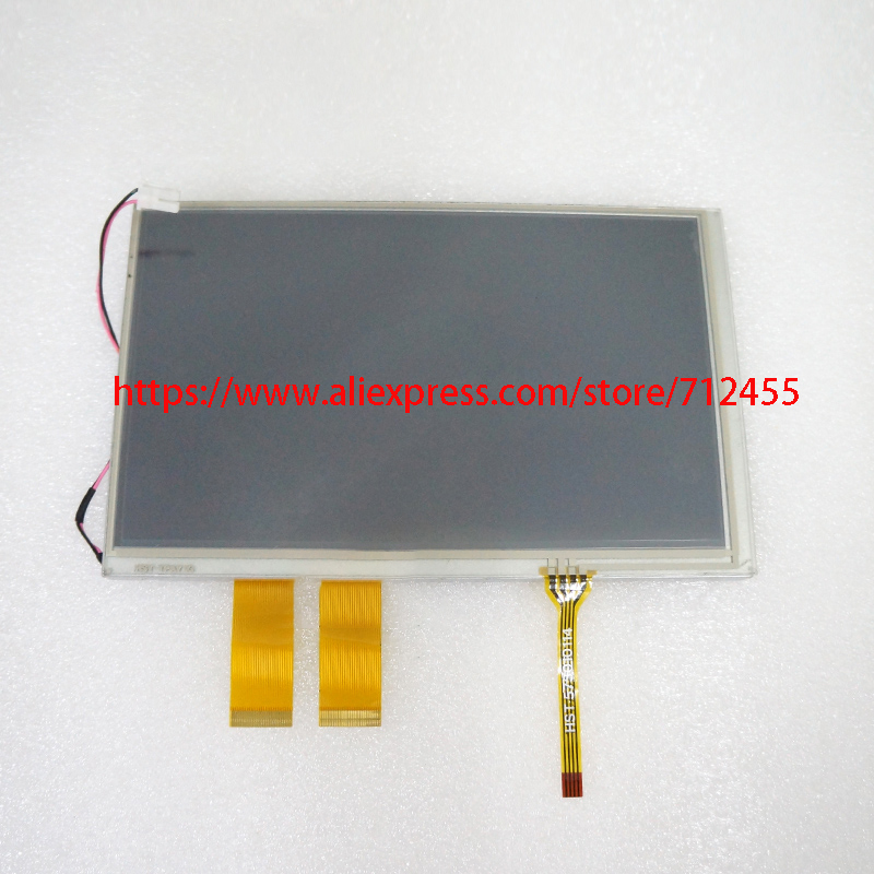 NEW <font><b>AT070TN84</b></font> V.1 <font><b>AT070TN84</b></font> V1 car DVD Navigation GPS LCD screen display panel module monitor wtih touch panel digitizer image