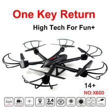 NEW ARRIVAL MJX X600 2.4G wifi FPV 6-axis Hexacopter Drone Optional Camera C4002 / C4005 RC Quadcopter Best Stable Drone