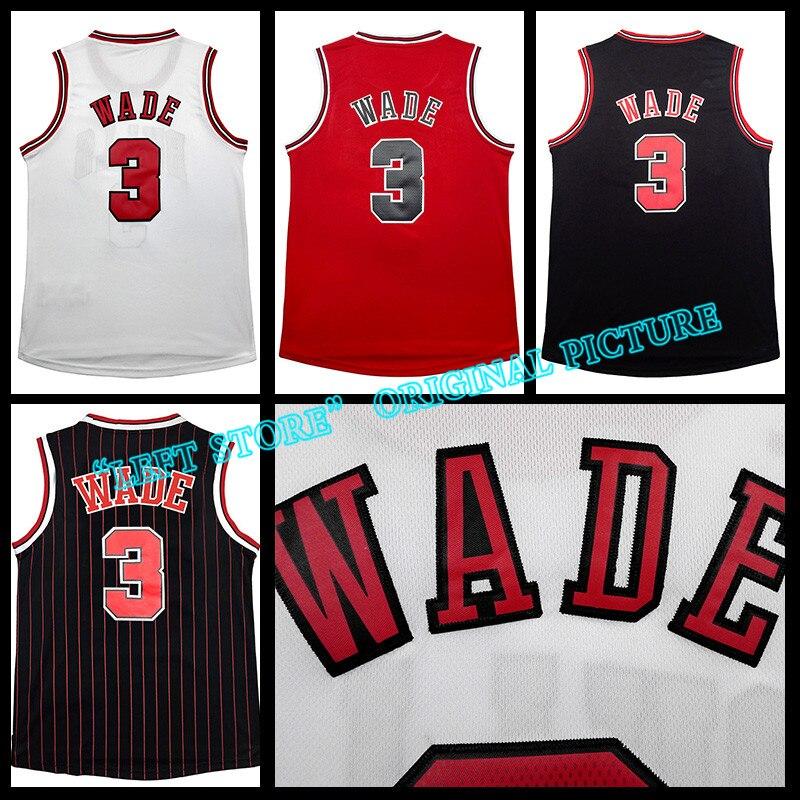 new men jersey dwyane wade 3 100 stitched 21 jimmy butler jersey embroidery rajon rondo basketball