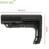 PB Playful bag Nylon MFTPLAY rear butt butt water bullet gun accessories blaster BD556 MK18 CAA/MFTPLAY/CTR tactics